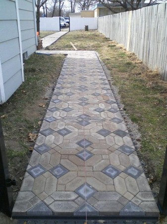 Diy Garden Path Ideas Interior Design