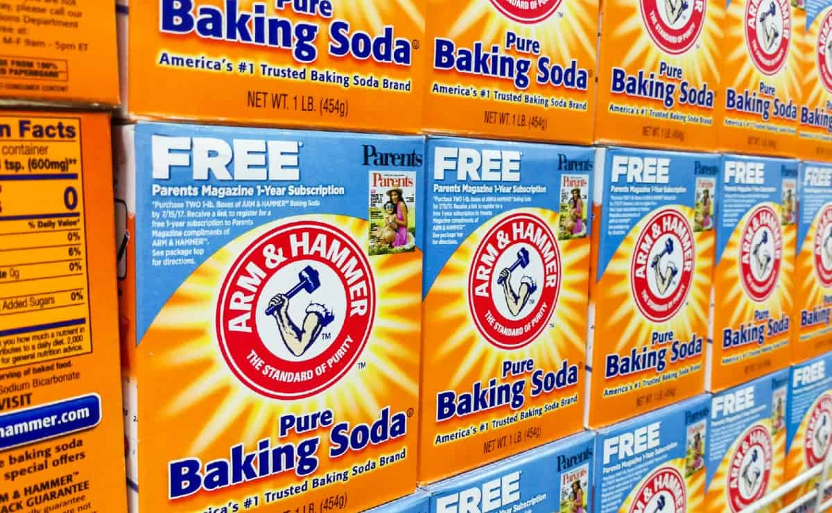 Baking soda has a variety of uses.