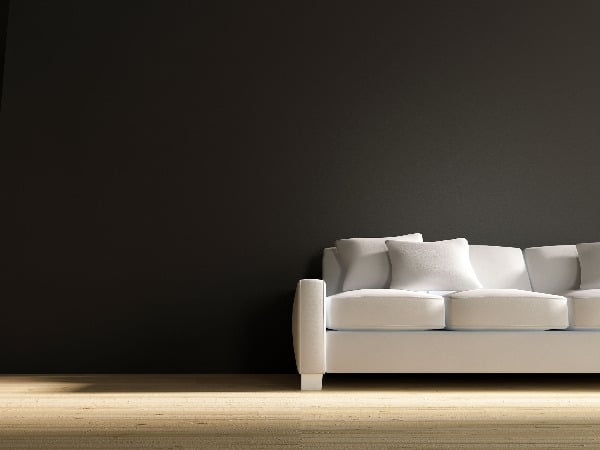 Knowing what you're working with is a crucial component of knowing how to clean a leather sofa or couch.
