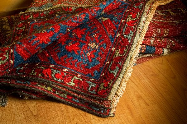 Rugs and carpets are cleaned the same general way.