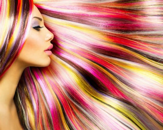 Dyeing your hair with Kool-Aid opens up a whole new spectrum of hair colors.