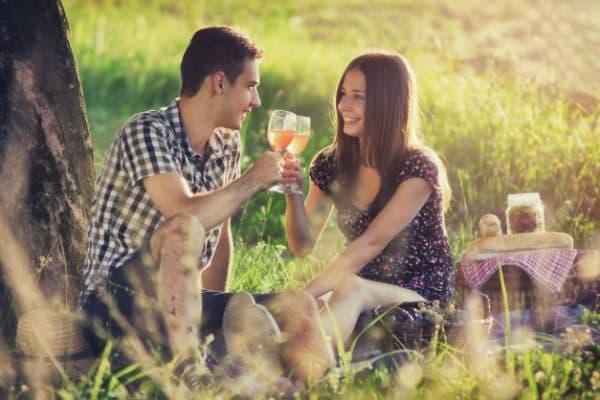 Keep food in tupperware to keep ants at bay during picnics.