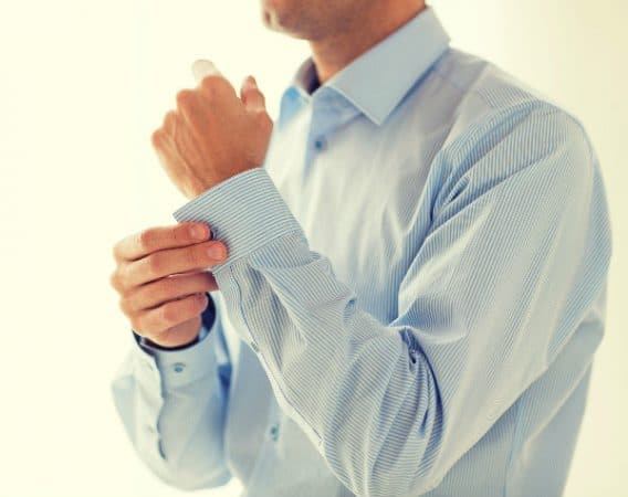 Button-up clothes are important for those important meanings, so take care while washing them.