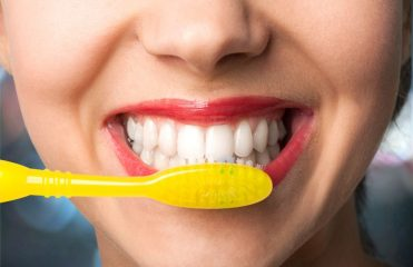 Brushing your teeth well is one way to get rid of canker sores fast.