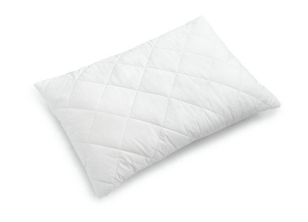 Down pillows can be washed, if you know how to do it.