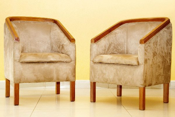 Check the care instructions to make sure that upholstery steam cleaning is an option.