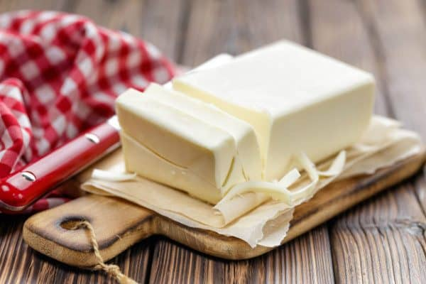 Butter stains can be tough. Here's how to get butter out of clothes.