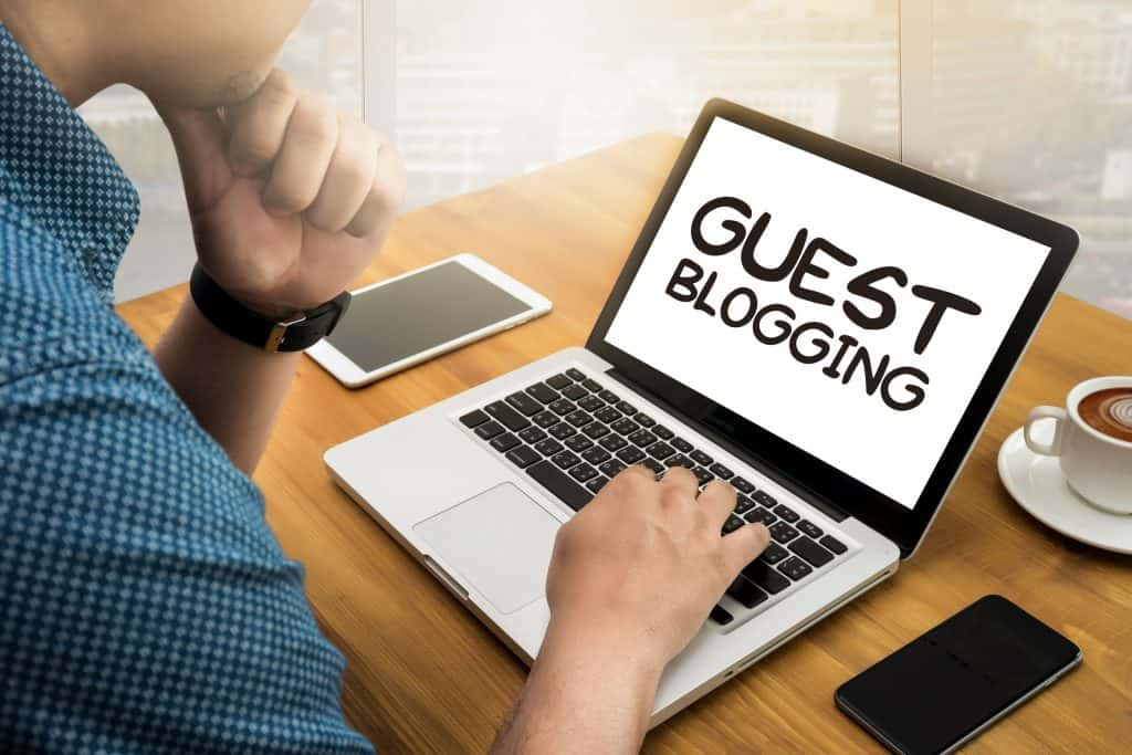We are not accepting guest posts
