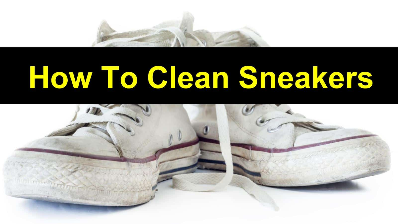 how to clean sneakers titleimg