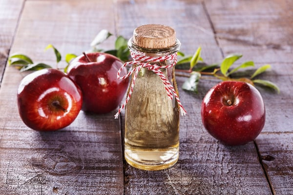 Is apple cider vinegar good for heartburn? Read on to find out.