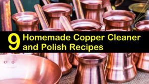 homemade copper cleaner polish titilimg