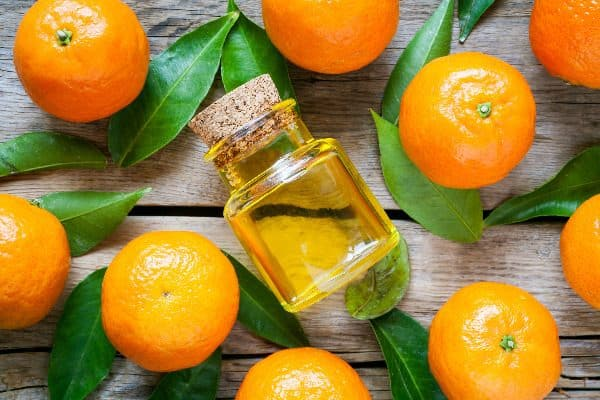 What essential oils are good for sleeping? Citrus oils are fantastic.