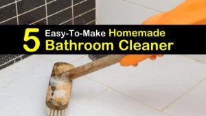 homemade bathroom cleaner titimg