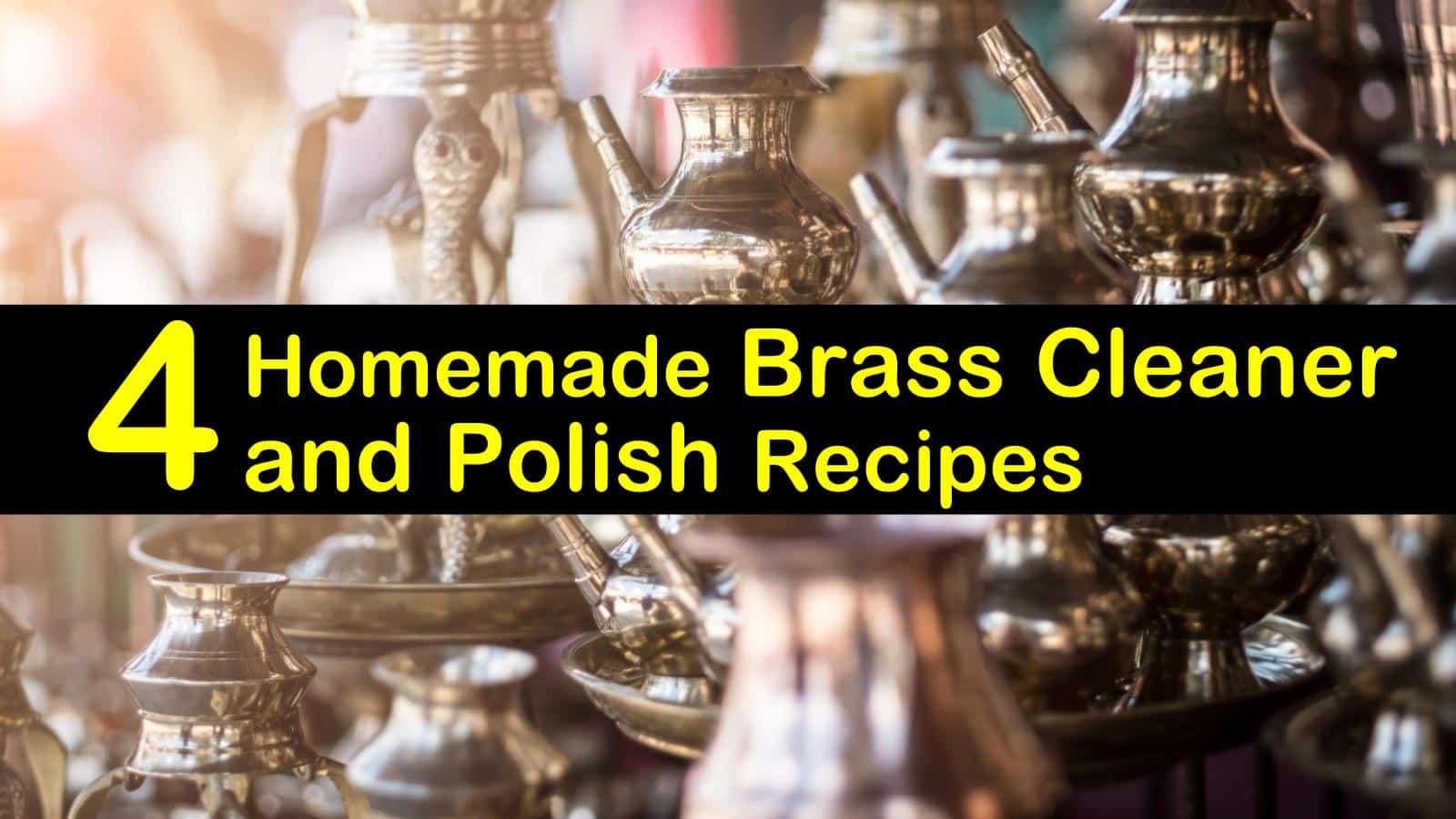 homemade brass cleaner polish titilimg