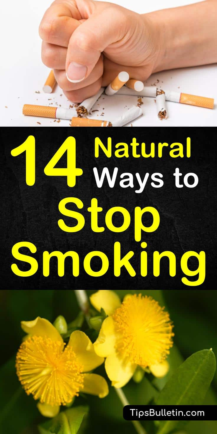 Quit Smoking Tips And Natural Home Remedies