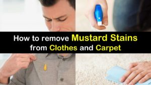 how to remove mustard stains titlimg1