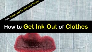 how to get ink out of clothes titleimg1