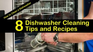 how to clean a dishwasher t1