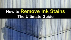 how to remove ink stains titleimg1