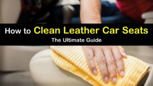 How to Clean Leather Car Seats titleimg1