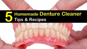 homemade denture cleaner titleimg1