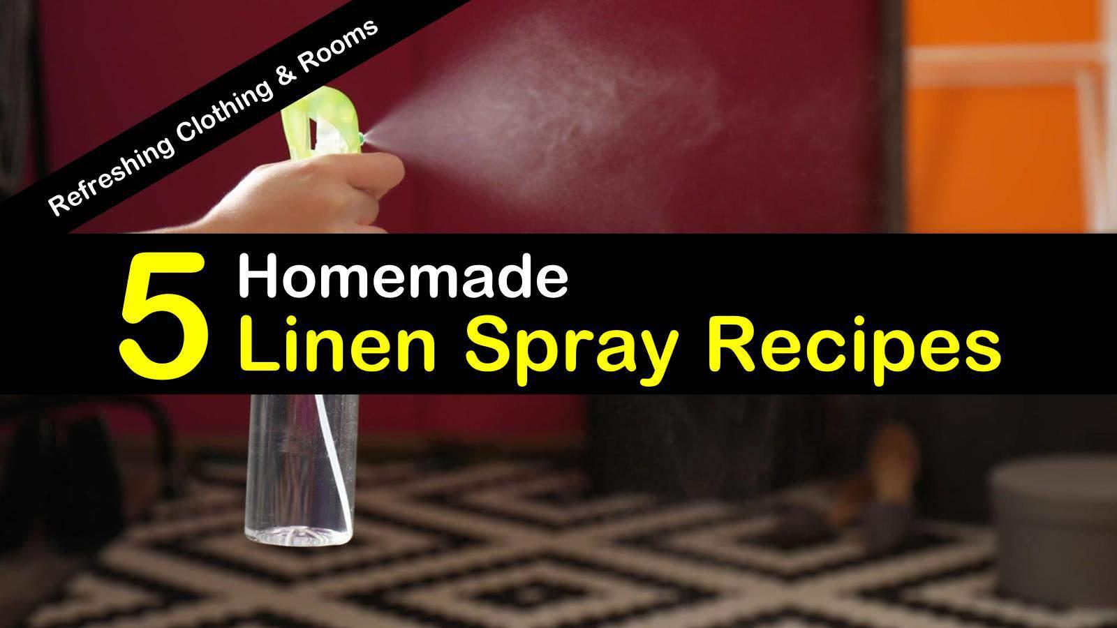 homemade linen spray titleimg1