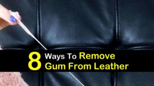 how to remove gum from leather titleimg1