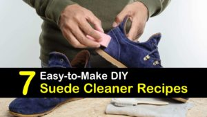 diy suede cleaner titleimg1