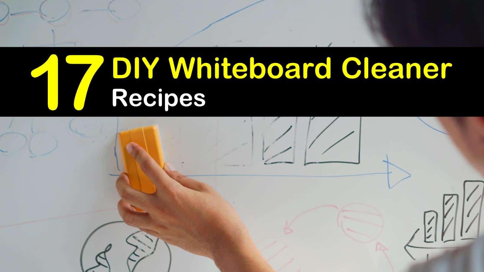 diy whiteboard cleaner titleimg1