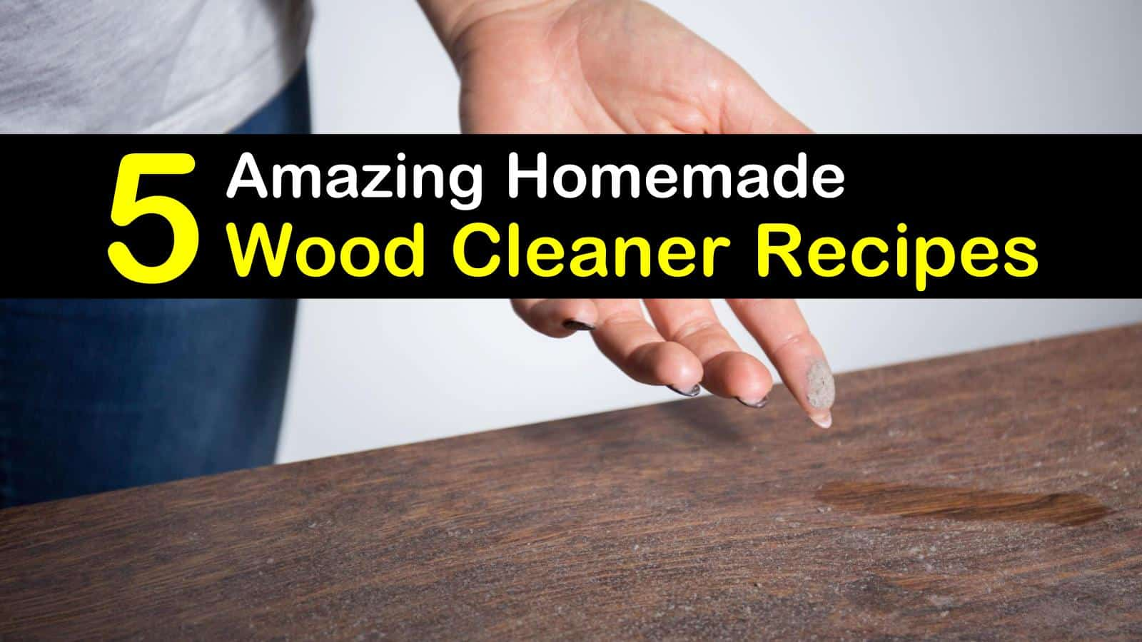 homemade wood cleaner titleimg1