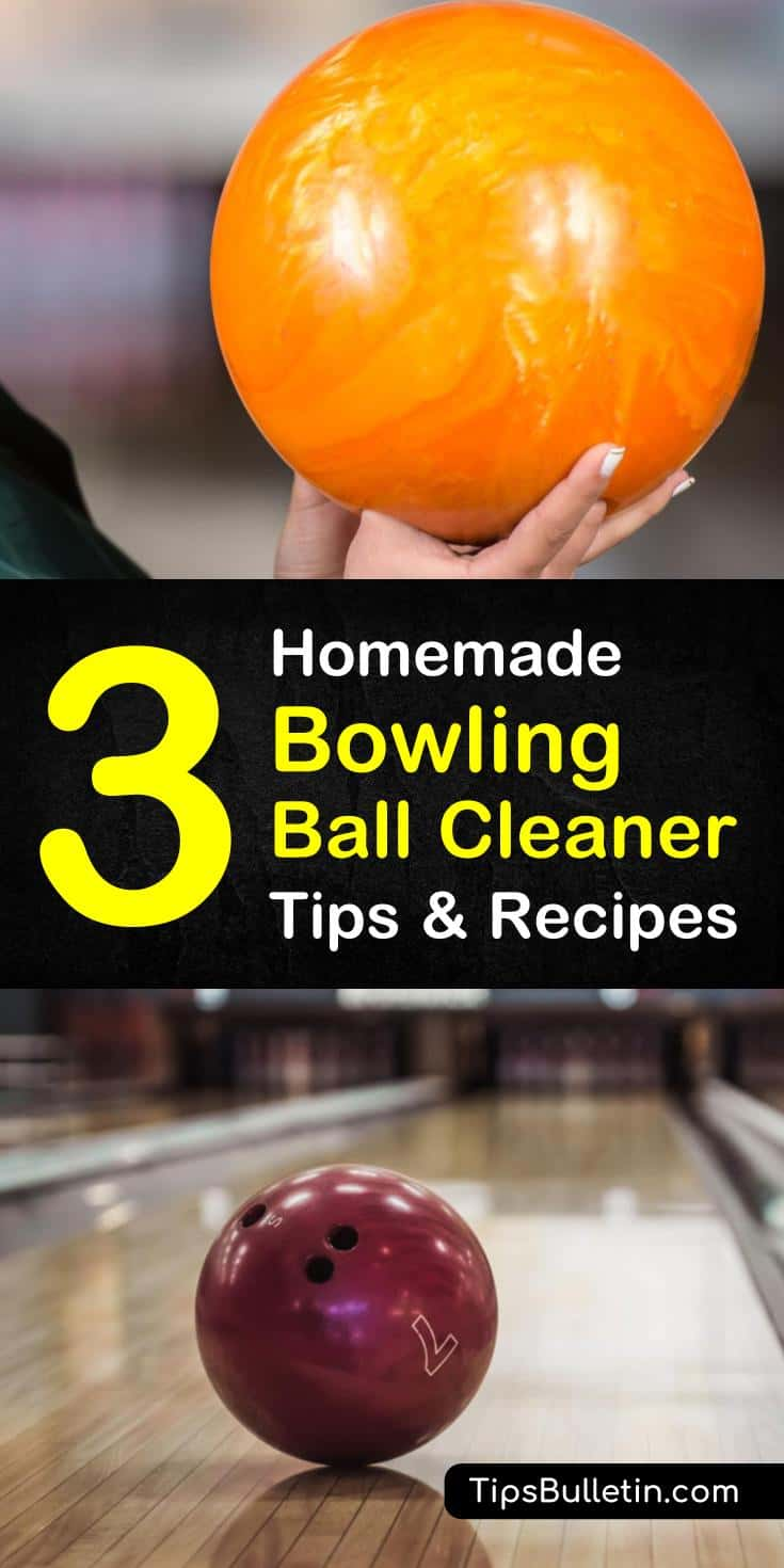 Discover how you can make your own homemade bowling ball cleaner with these simple and easy tips. These diy recipes will have you bowling your best games yet. #bowlingball #cleaner #diyballcleaner #bowling