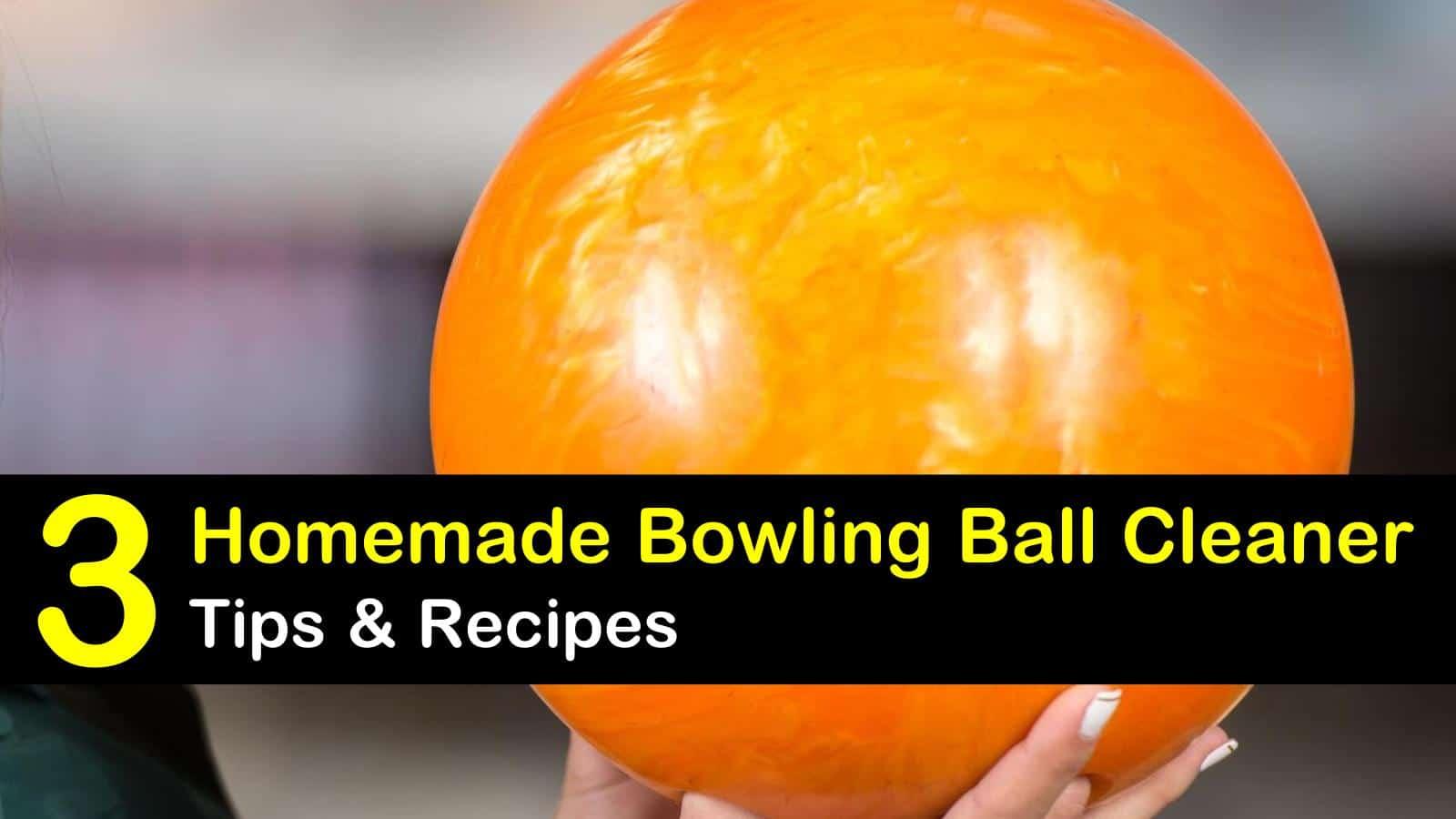 homemade bowling ball cleaner titleimg1