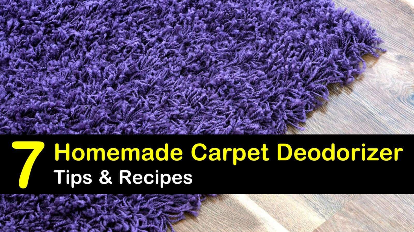 homemade carpet deodorizer titleimg1