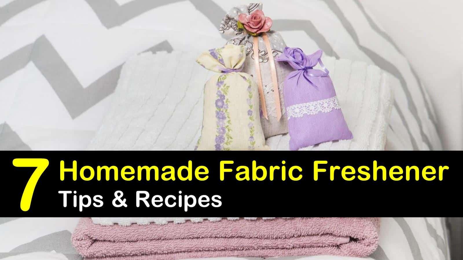 homemade fabric freshener titleimg1