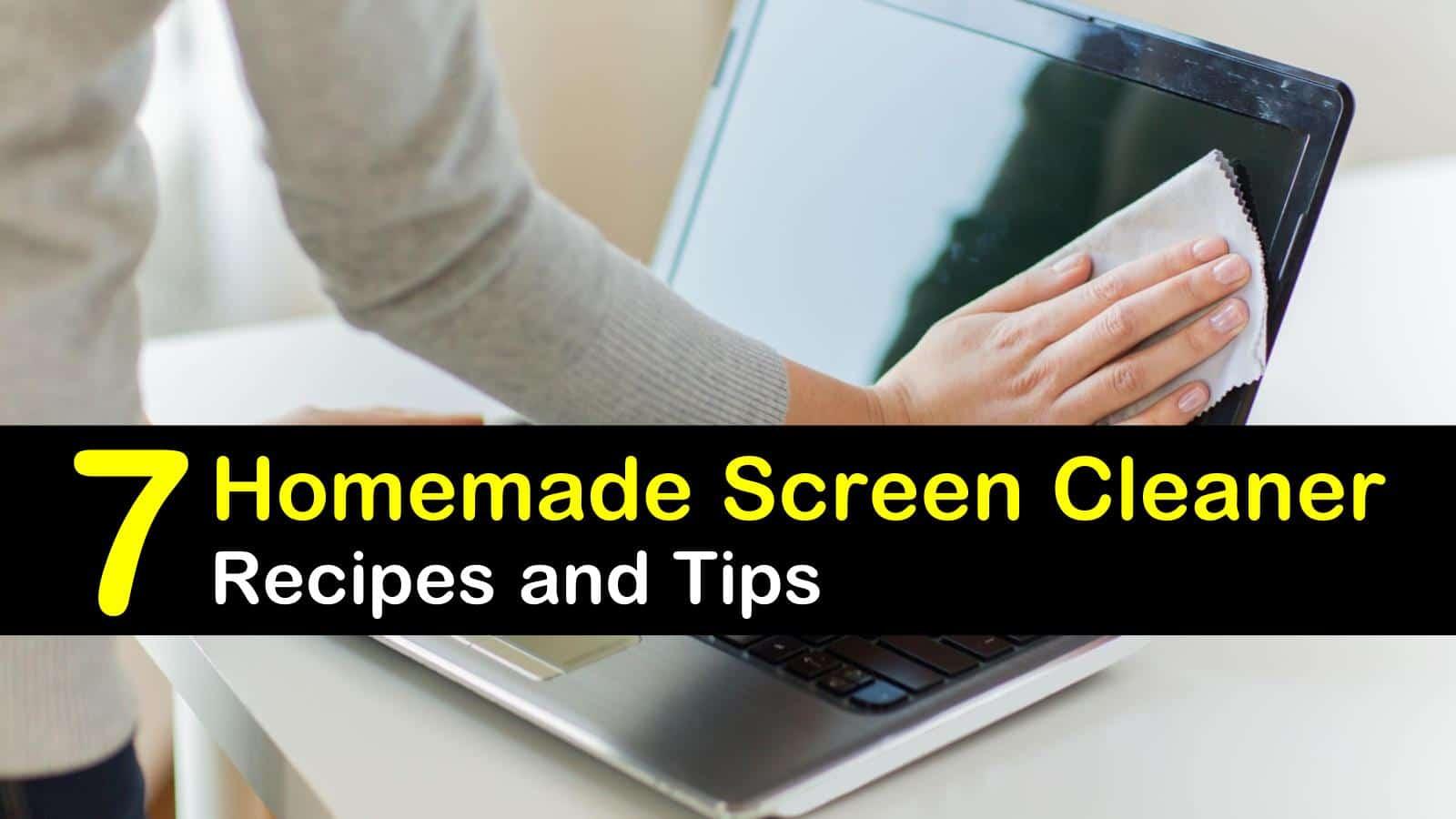 homemade screen cleaner titleimg1