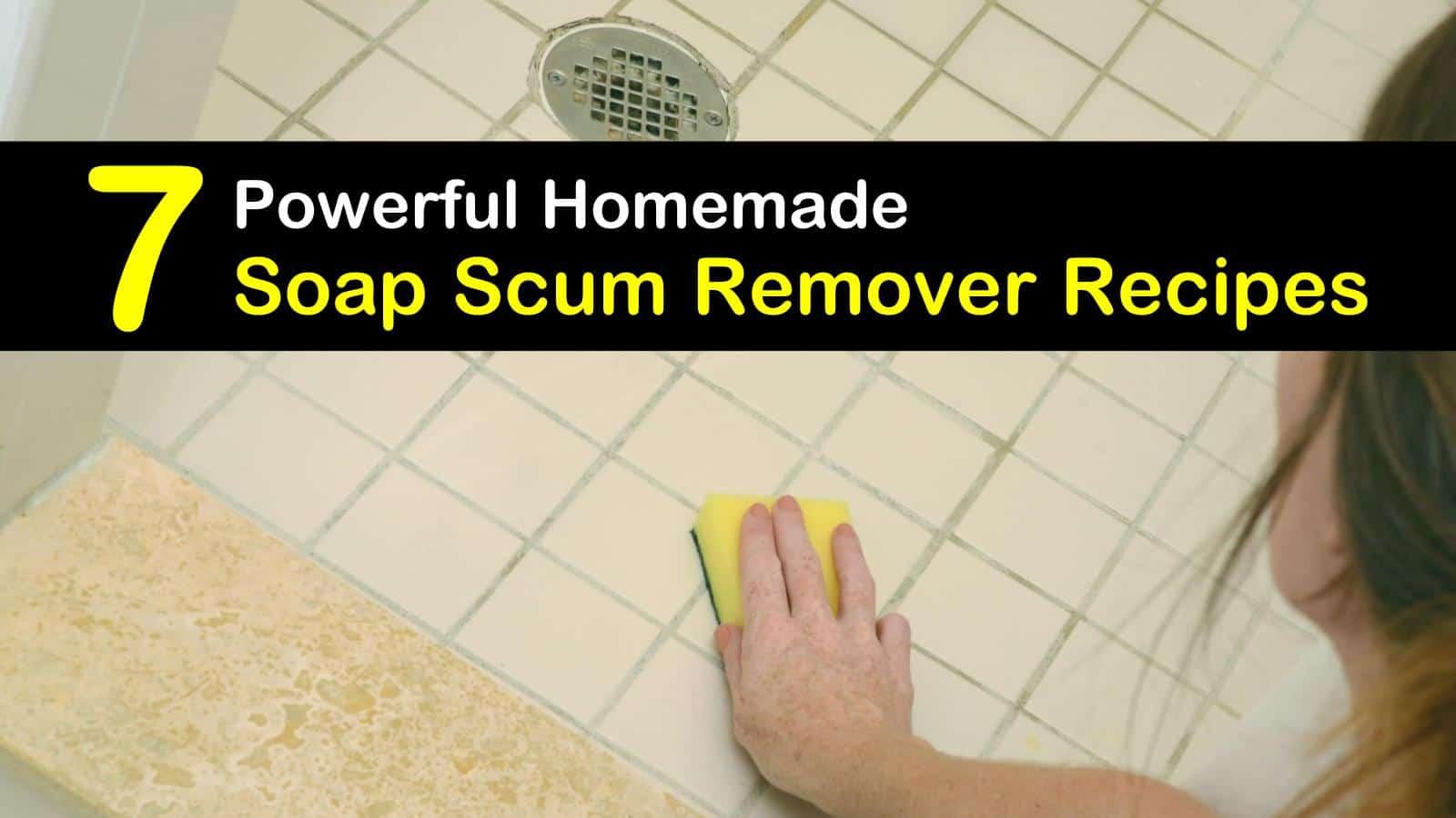 homemade soap scum remover titleimg1