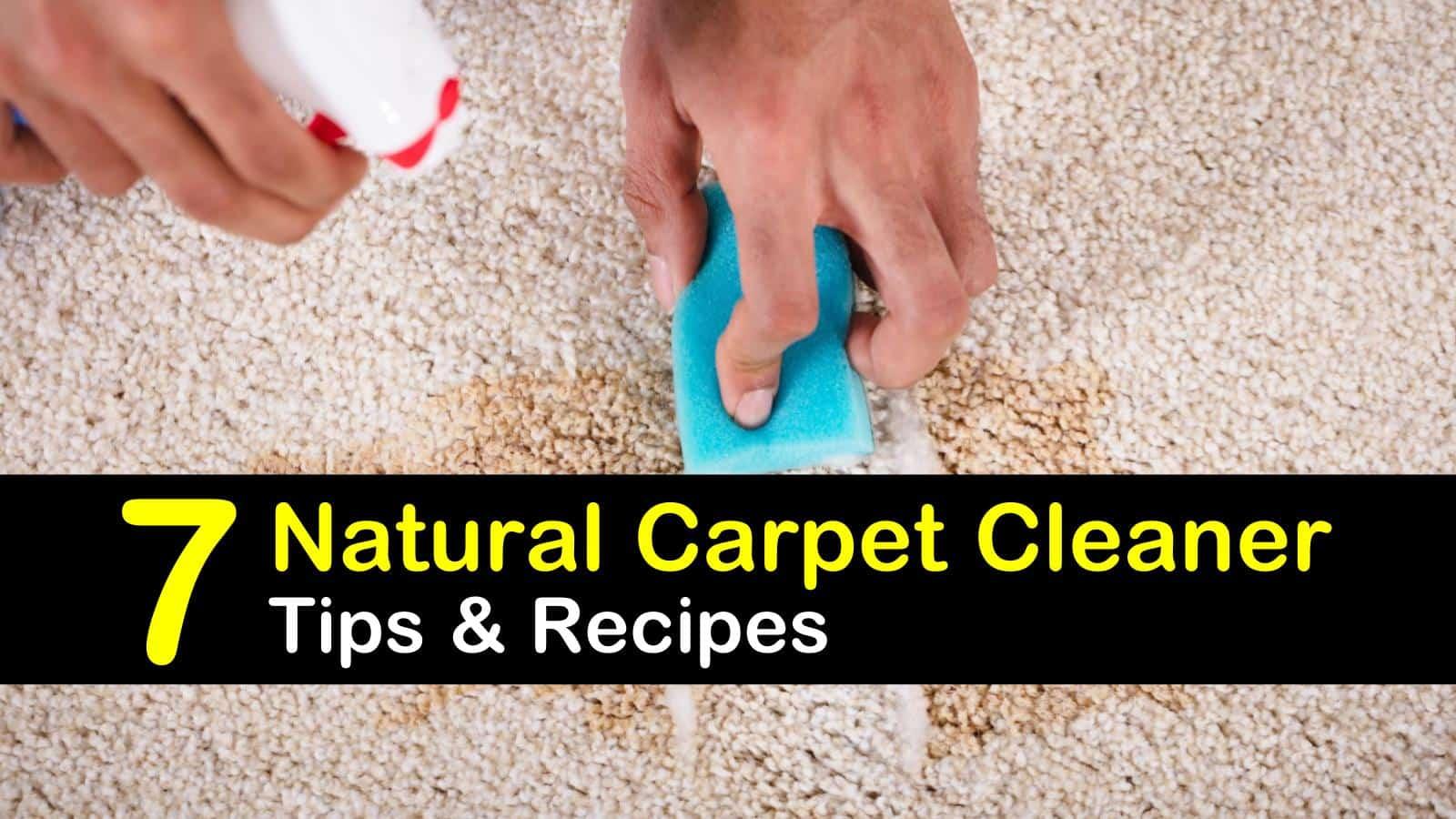 natural carpet cleaner titleimg1