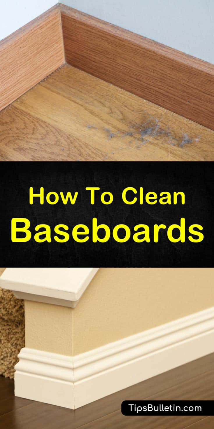How to Clean Baseboards - 5 Easy Ways to Make Your