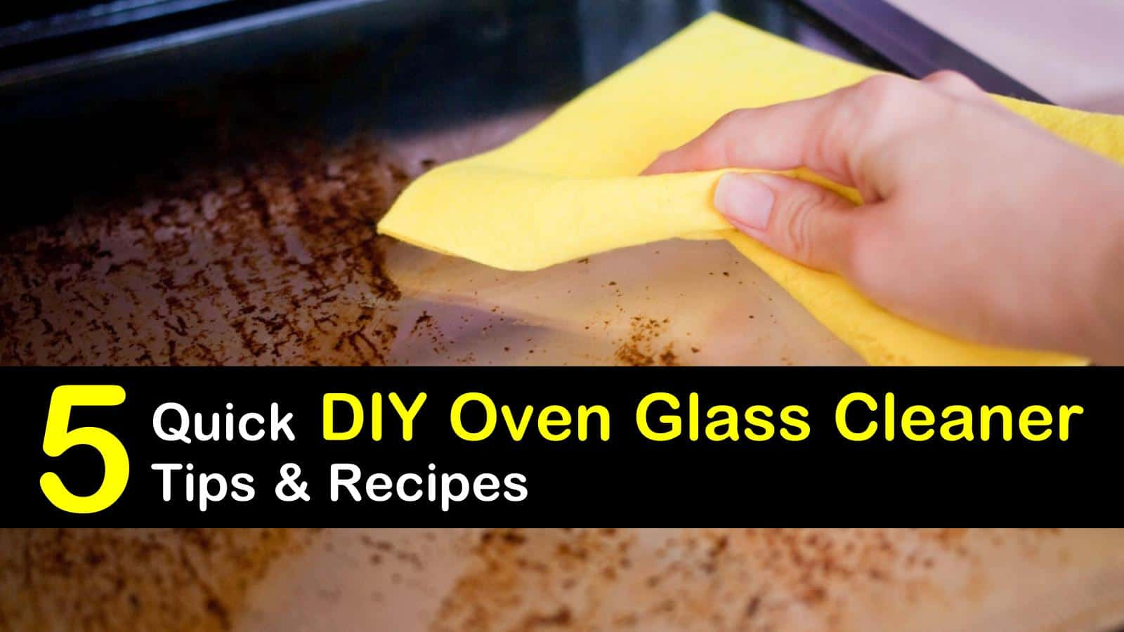 how to clean oven glass titleimg1
