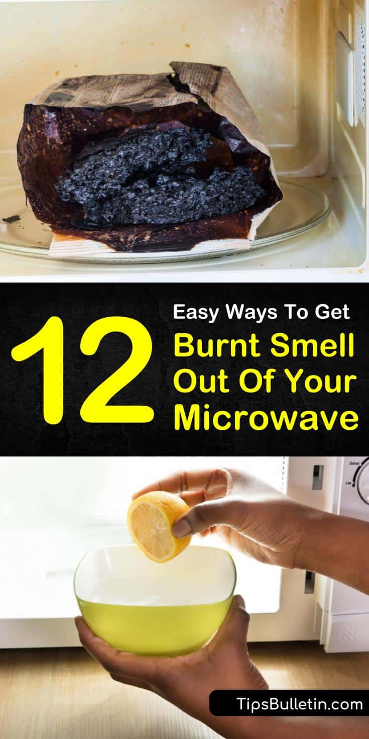 Learn how to remove burnt food smell from microwave with these easy cleaning tips. Burnt popcorn is no match for a baking soda and vinegar cleaning solution. Come find out the best methods to use to eliminate even the strongest of odors inside your microwave.