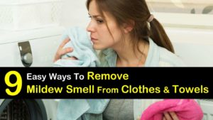 how to remove mildew smell from clothes titleimg1