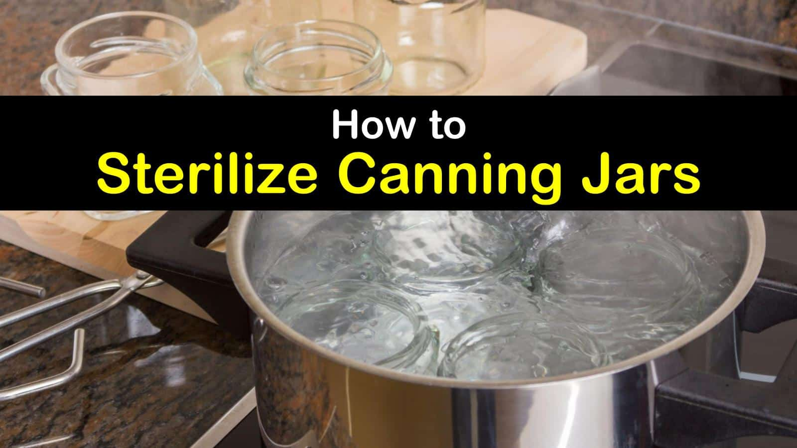 how to sterilize canning jars titleimg1