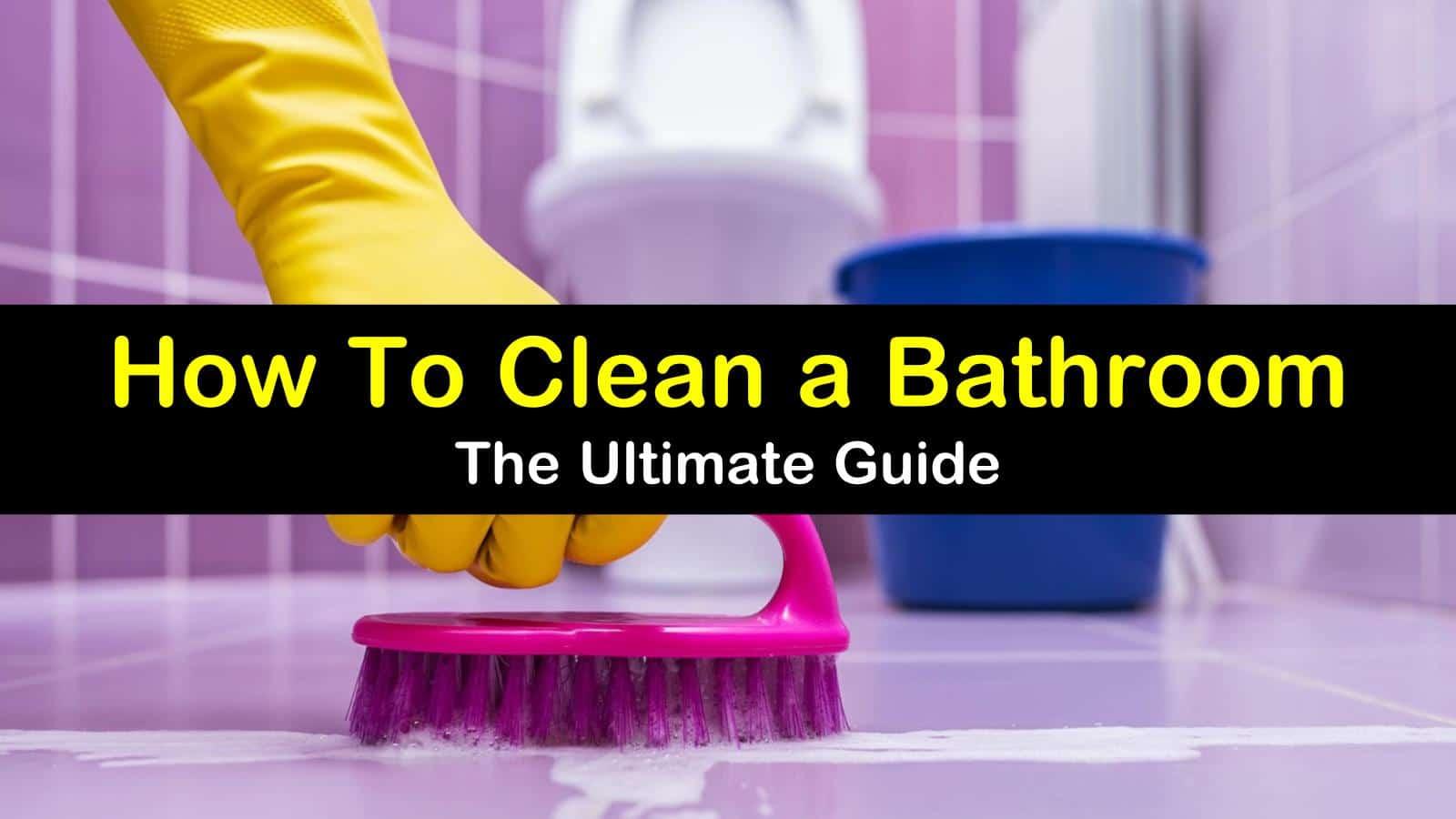 how to clean a bathroom titleimg1