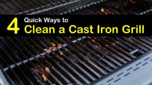 how to clean a cast iron grill titleimg1
