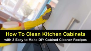 how to clean kitchen cabinets titleimg1