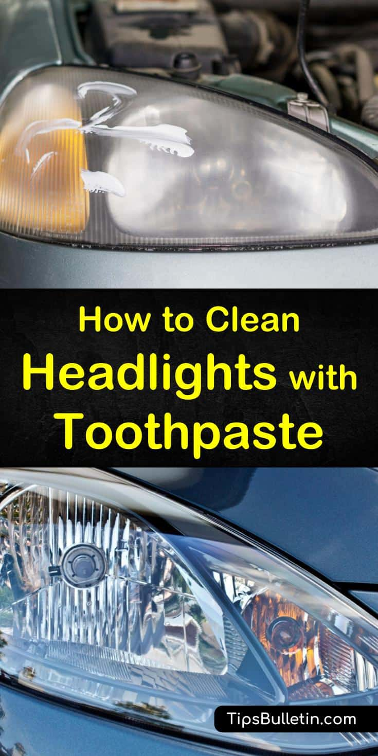 Find out about cleaning headlights with toothpaste with our guide, and learn how to use your DIY skills to clean watches and lights with baking soda, toothpaste, and water. Discover how to make it work, and make your car cleaning a breeze. #clean #headlights #toothpaste