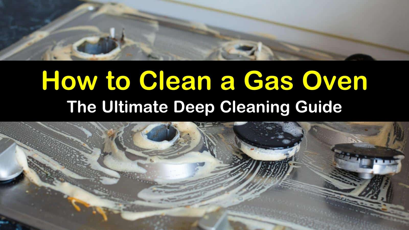 how to clean a gas oven titleimg1