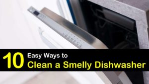 how to clean a smelly dishwasher titleimg1