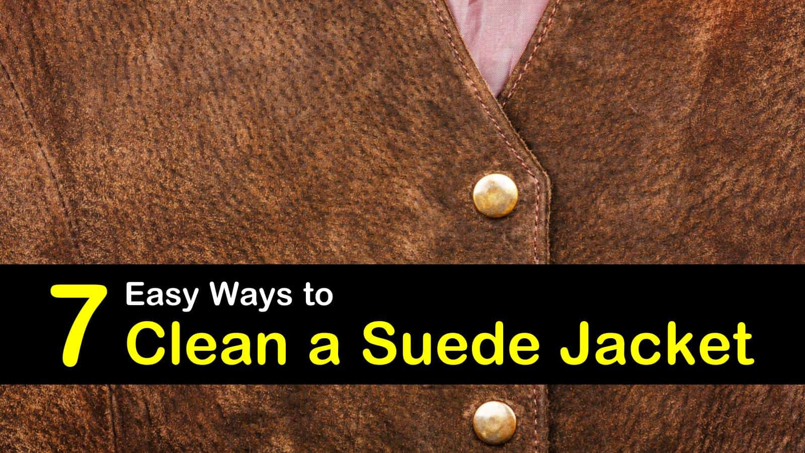 how to clean a suede jacket titleimg1