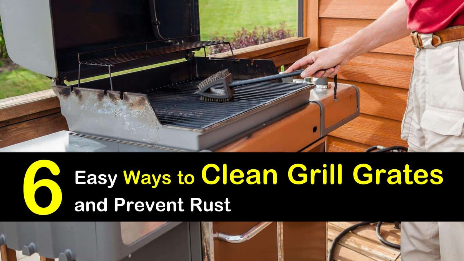 how to clean grill grates titleimg1